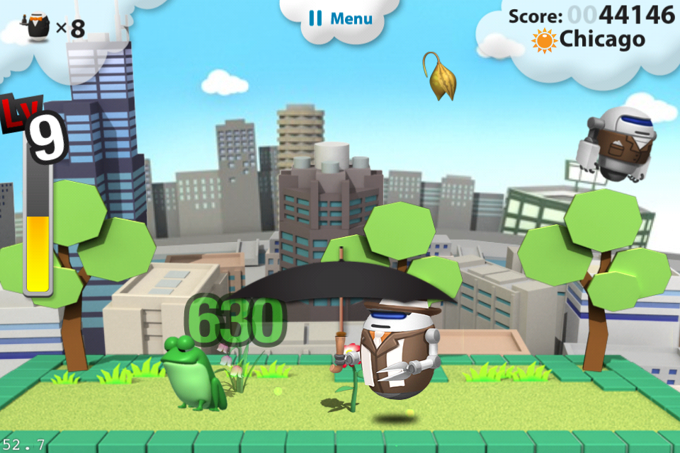 Screenshot Pets vs. Robots: It's raining Cats and !@*# – FREE